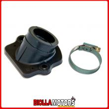 274114 COLLETTORE DRITTO D.28MM APRILIA SR 50 CARBURATORE 2T 2014