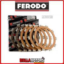 FCD0608/1 SERIE DISCHI FRIZIONE FERODO APRILIA CLASSIC 50 50CC 1992-1999 CONDUTTORI RACE