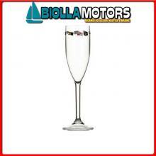 5802221 MB REGATA SET 6PZ BICCHIERE FLUTE Calice Champagne