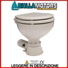 1320024 TOILET AQUAT STD 24V WC - Toilet Elettrica Johnson AquaT