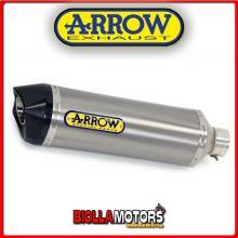 73510PK TERMINALE ARROW RACE-TECH PEUGEOT Metropolis 400 2013-2016 TITANIO/CARBONIO