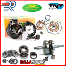 S1119- KIT CILINDRO ALBERO TOP MODIFICA 70CC APRILIA CLASSIC 50 2T 92-99