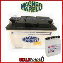 60N30L-A/SM BATTERIA MAGNETI MARELLI 53030 CON ACIDO 53030 MOTO SCOOTER QUAD CROSS