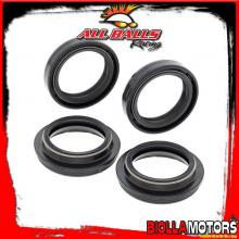 56-143 KIT PARAOLI E PARAPOLVERE FORCELLA KTM SX 65 65cc 2002- ALL BALLS
