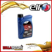 201738 1 LITER OIL ELF MOTO 4 RACE 10W40 FOR 4T ENGINES