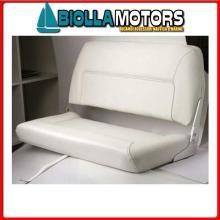 0850080 SEDILE 800 WHITE Sedile Marino 2 Posti