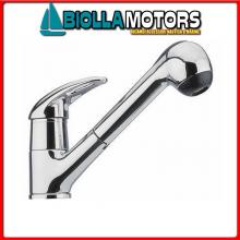 1513114 DOCCETTA SHOWER CROMO BALL Miscelatore Shower Due Getti