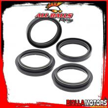 56-144 KIT PARAOLI E PARAPOLVERE FORCELLA Harley FXD Super Glide 88cc 2006- ALL BALLS