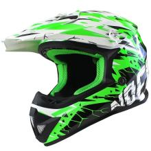 441962 CASCO CROSS NOEND CRACKED BAMBINO VERDE YS