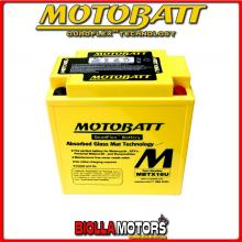 MBTX16U BATTERIA MOTOBATT YTX16-BS AGM E06025 YTX16BS MOTO SCOOTER QUAD CROSS