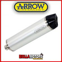 71746AKB MARMITTA ARROW MAXI RACE-TECH BMW F 800 R 2009-2016 WHITE/CARBONIO