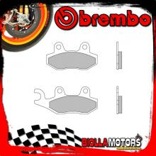 07YA21SA PASTIGLIE FRENO ANTERIORE BREMBO BOMBARDIER-CAN AM COMMANDER RIGHT 2011- 800CC [SA - ROAD]