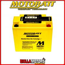 MB5.5U BATTERIA MOTOBATT 12N5.5-3B AGM 813056 12N5.53B MOTO SCOOTER QUAD CROSS