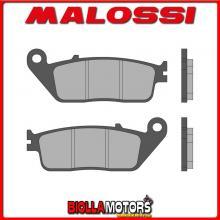 6215572BB COPPIA PASTIGLIE FRENO MALOSSI Anteriori BMW C EVOLUTION (motore ELETTRICO) SPORT Anteriori - Posteriori