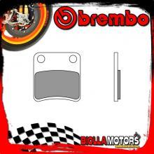 07094CC PASTIGLIE FRENO POSTERIORE BREMBO PIAGGIO MP3 (PARKING BRAKE) 2006- 125CC [CC - SCOOTER CARBON CERAMIC]