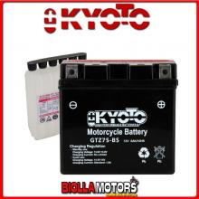712080 BATTERIA KYOTO YTZ7S-BS SIGILLATA CON ACIDO YTZ7SBS MOTO SCOOTER QUAD CROSS