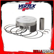 23966A PISTONE VERTEX 101,95mm 4T HC YAMAHA GRIZZLY (2014-15) -VIKING (2014-17) - RAPTOR (2015-17)  Compr 11,0:1 - 700cc (set s