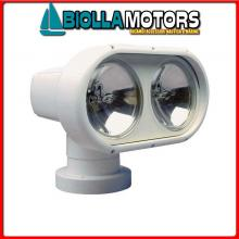 2168134 BULBO EM DOPPIO 24V Faro EL-Marine Double Eye