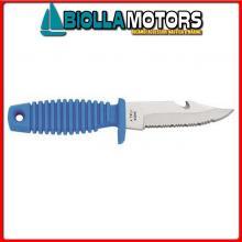 5830009 COLTELLO SHARK9 BLUE Coltello Shark 9