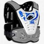 PT02084/W PETTORINA UFO -REACTOR- BIANCA BLU CROSS OFF ROAD ENDURO