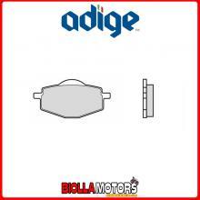 P.079ASX PASTIGLIE FRENO ANTERIORE ADIGE MBK FLAME R 1995-2003 125CC (ORGANICHE)