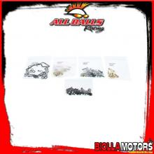 26-1697 KIT REVISIONE CARBURATORE Kawasaki ZX900 Ninja ZX9R 900cc 1998-1999 ALL BALLS