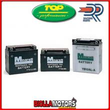 0012650 BATTERIA TOP YB12A-A YB12AA MOTO SCOOTER QUAD CROSS