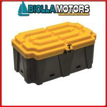 2030015 CASSETTA BATTERIA 710x457xH300 Portabatteria in ABS (200A)