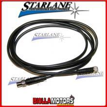 PR150M8 Prolunga STARLANE cavo sensore maschio-femmina 150 cm conn. M8.