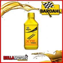 442032 500ML OLIO BARDAHL XTF FORK SPECIAL OIL 10W PER FORCELLA 1/2 LT