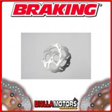 WF3501 DISCO FRENO POSTERIORE BRAKING HARLEY D. XL 883 L SPORTSTER LOW 883cc 2007-2013 WAVE FISSO