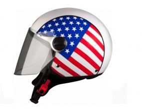 938208 CASCO JET USA TAGLIA XL (FASHION 710)