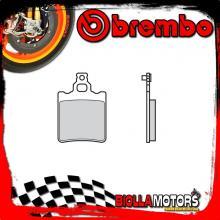 07BB1305 PASTIGLIE FRENO POSTERIORE BREMBO FANTIC MOTOR CABALLERO RC 1990- 50CC [05 - ROAD CARBON CERAMIC]