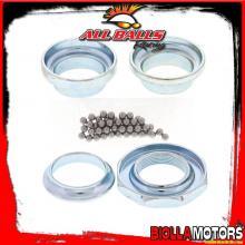 22-1073 KIT CUSCINETTI DI STERZO Kawasaki KDX50 50cc 2003-2006 ALL BALLS