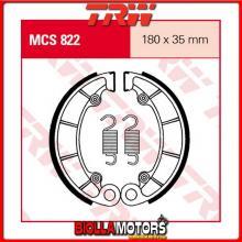MCS822 GANASCE FRENO POSTERIORE TRW Honda TRX 500 Fourtrax 2001-2004 [ORGANICA- ]
