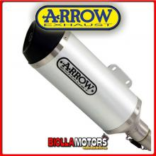 53506AN TERMINALE ARROW URBAN KAWASAKI J 300 2014-2016 ALLUMINIO/DARK