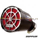324521 FILTRO DOPPLER SYSTEM NERO ATTACCHI 28 + 35MM
