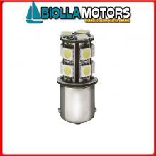 2163250 LAMPADINA UNIPOLARE LED 12V< Lampadine LED BA15S e BA15D 90LM