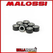 6613561.L0 8 RULLI RULLI VARIATORE MALOSSI D. 25X14,9 GR. 20 YAMAHA T-MAX 560 IE 4T LC EURO 4 2020-> (J420E)
