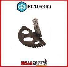 831458 ASSE INGRANAGGIO MESSA IN MOTO PIAGGIO VESPA LXV NAVY 50 2T NOABS E2 2007-2008 (EMEA)