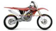 HOKIT112B PLASTICHE HONDA CRF 250 '09