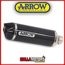 71759MKK TERMINALE ARROW RACE-TECH YAMAHA FZ8 2010-2016 CARBONIO/CARBONIO