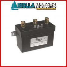 1205212 CONTROL BOX 12V 3U MZ Control Box (Teleruttori)
