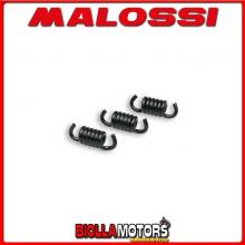 298745B KIT 3 MOLLE FRIZIONE NERE D. 2,2 KYMCO DJ Y 50 2T FRIZIONE DELTA/FLY CLUTCH -