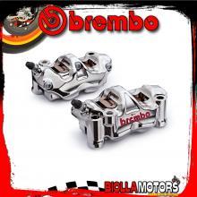 220B01130 COPPIA PINZE FRENO RADIALI BREMBO CNC GP4-RX Ø32 130mm [ANTERIORE]