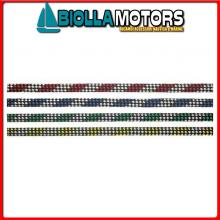 3143828200 DRIZZA MTM RACING 8MM BLUE 200 MT Drizza MTM Colore da Crociera/Regata
