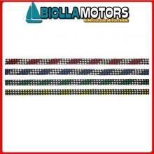 3153832200 DRIZZA MTM RACING 12MM GREEN 200 MT Drizza MTM Colore da Crociera/Regata