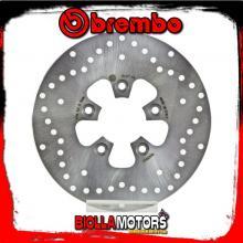68B407F4 DISCO FRENO ANTERIORE BREMBO SYM SYNPHONY 2012- 50CC FISSO