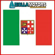3418012 BANDIERA ADESIVA ITALIA 120X160 Bandiera Adesiva Italia