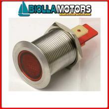2105014 SPIA Spie LED Inox 19MM 12V